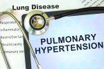 sheet that says pulmonary hypertension